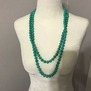 Stella & Dot Jewelry - Stella and dot Turquoise necklace
